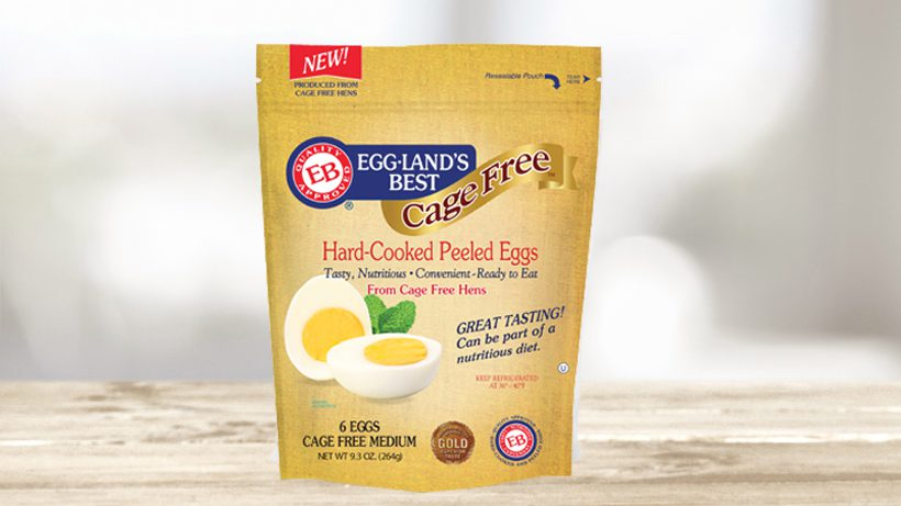 Egg-land's Hard-Cooked Eggs