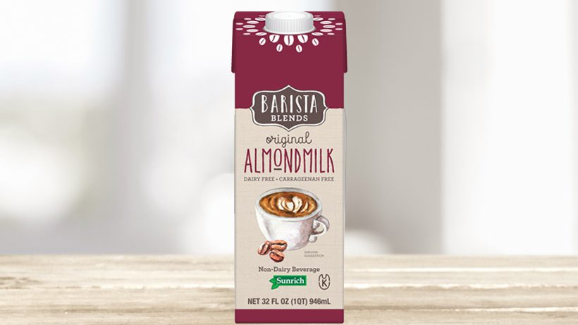 Barista Blends Almondmilk